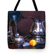 Still Life With Porthole Tote Bag