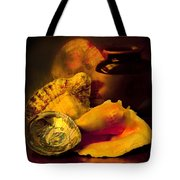 Still Life With Shells Tote Bag