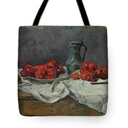 Still Life With Tomatoes Tote Bag