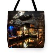 Still Marina Tote Bag