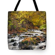 Still River Rapids Tote Bag