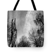 Still Standing After The Storm Tote Bag