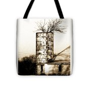 Still Supporting Life Tote Bag