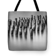Still Waters Bw Tote Bag