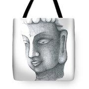 Stillness Tote Bag by Keiko Katsuta