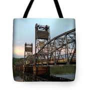 Stillwater Lift Bridge Tote Bag