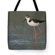 Stilt In Duckweed Tote Bag