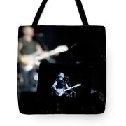Sting Of The Police On Video Tote Bag