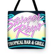 Stinger Ray's Tote Bag