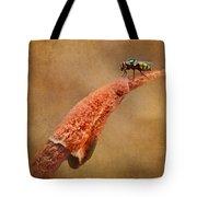 Stinkhorn Mushroom - Fly Tote Bag