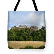 Stirling Castle Tote Bag