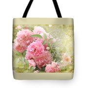 Stirred Memories Tote Bag