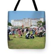 St.leonards Festival England Tote Bag