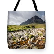 Stob Dearg Mountain Tote Bag