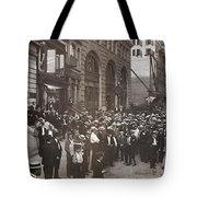 Stock Brokers, C1902 Tote Bag