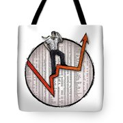 Stock Market Tote Bag