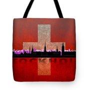 Stockholm City Tote Bag