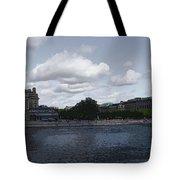 Stockholm Graphic Tote Bag