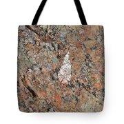 Stone Adornment Tote Bag