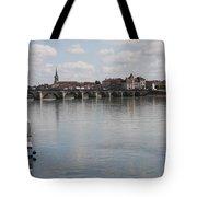Stone Arch Bridge - Macon Tote Bag