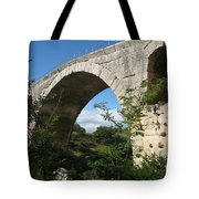 Stone Arch Of Pont St. Julien Tote Bag