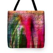 Stone Art Abstract Tote Bag