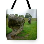 Stone At Avebury Tote Bag