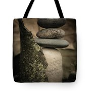 Stone Cairns IIi Tote Bag
