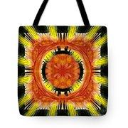 Stone Circle Sunrise Tote Bag