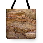 Stone Colors And Textures Tote Bag