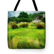 Stone Crop Garden Tote Bag