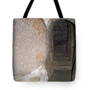 Stone Door Tote Bag
