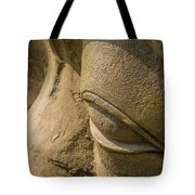 Stone Idol Tote Bag