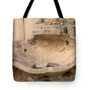 Stone Jar At Temple Of Apollo Tote Bag