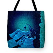 Stone Men 29 C02c - Love Rythm Tote Bag
