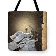 Stone Men 29 - Love Rythm Tote Bag
