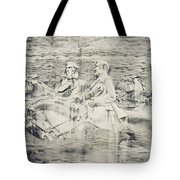 Stone Mountain Georgia Confederate Carving Tote Bag