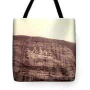 Stone Mountain Tote Bag