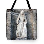 Stone Nun Tote Bag