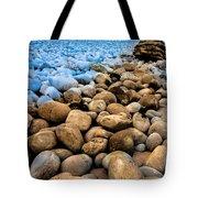 Stone Path Tote Bag