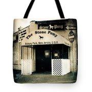 Stone Pony Tote Bag
