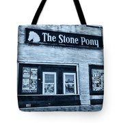 Stone Pony Cool Side View Tote Bag