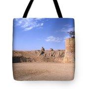Stone Quarry Tote Bag
