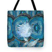 Stone Rose Tote Bag