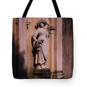 Stone Statue Woman  Tote Bag