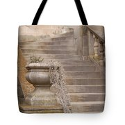 Stone Steps National Cathedral Tote Bag