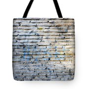 Stone Wall Texture Tote Bag