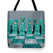 Stoned On Chess Tote Bag
