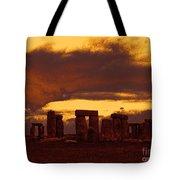 Stonehenge 6 Tote Bag