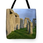 Stonehenge Stones Tote Bag